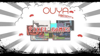Ouya Presents - Pixel Games