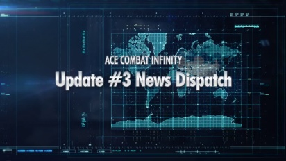 Ace Combat Infinity - Huge August Update Trailer