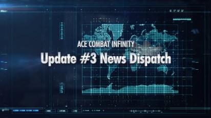 Ace Combat Infinity - Huge August Update Trailer