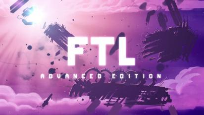 FTL: Faster Than Light Advanced Edition - Trailer