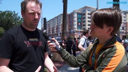 Warhammer: The End Times - Vermintide - Martin Wahlund Interview