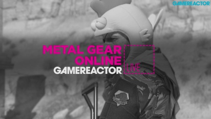 Metal Gear Online - Livestream Replay