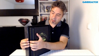 Unboxing - World of Warcraft: Legion Collector's Edition