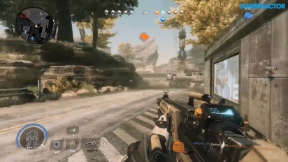 Titanfall 2 - Gameplay: Capture The Flag on Eden