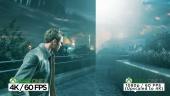 Quantum Break - 4K Video Comparison