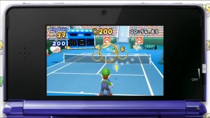 Mario Tennis Open - Special Games Report