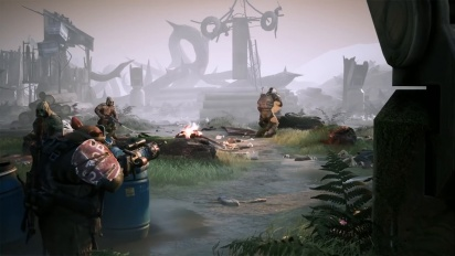 Mutant Year Zero: Road to Eden - Tactical Combat With a Twist Trailer