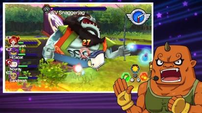 Yo-Kai Watch Blasters - Launch Trailer