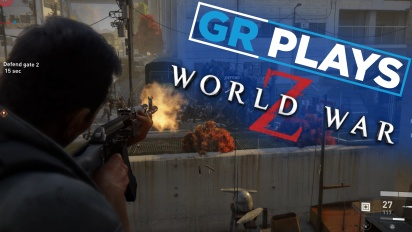 World War Z - Gamereactor Plays