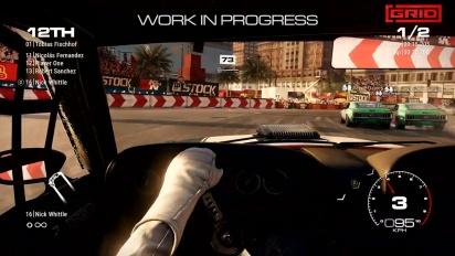 Grid - Gamescom Trailer