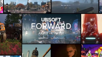 Ubisoft Forward - Line-Up Reveal