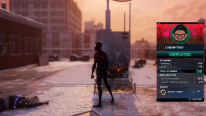 Spider-Man: Miles Morales - Spider-Man: Into the Spider-Verse Suit Reveal