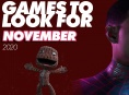 Games To Look For - November 2020