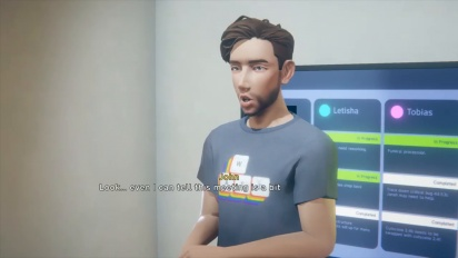 Last Stop - Developer Walkthrough
