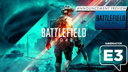 Battlefield 2042 - Announcement Preview