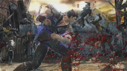 Fist of the North Star: Ken's Rage - E3 2010: Trailer
