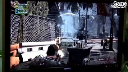 E3 10: Socom 4: U.S. Navy Seals gameplay
