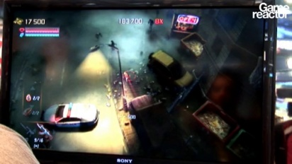 E3 10: Dead Nation gameplay