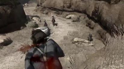 Red Dead Redemption - Co-Op Mission Pack Trailer