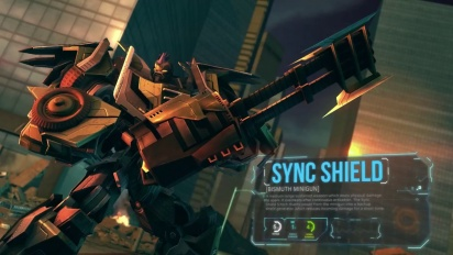 Transformers Universe - Introducing Decepticon Shellshock