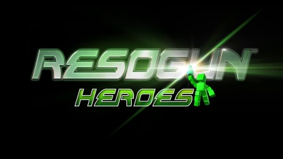Resogun - Heroes Expansion Launch Trailer