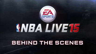 NBA Live 15 - Behind the Scenes: Graphical Improvements