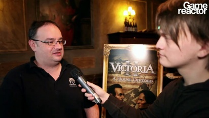 Victoria II: A House Divided - Interview