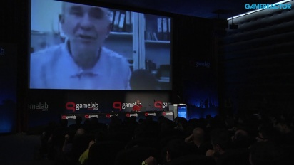 Peter Molyneux - Presentation, Q&A and Studio tour of 22Cans