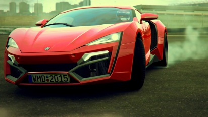 Project CARS - Lykan Hypersport (Free Car #1) Trailer