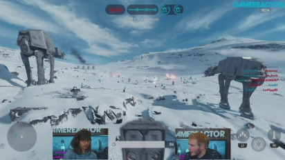 Star Wars Battlefront - Open Beta Livestream Replay