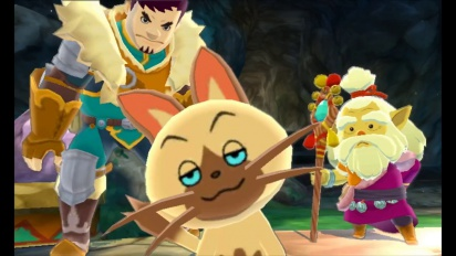 Monster Hunter Stories - Japanese Official Trailer