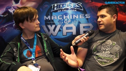 Heroes of the Storm - Kaéo Milker Interview