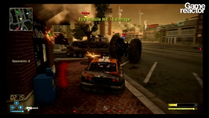 Twisted Metal: First 10 Minutes