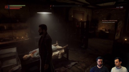 Vampyr - 55 Minute Gameplay Developer Walkthrough