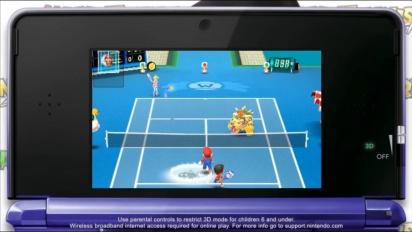 Mario Tennis Open - Multiplayer Report
