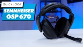 Sennheiser GSP 670 - Quick Look