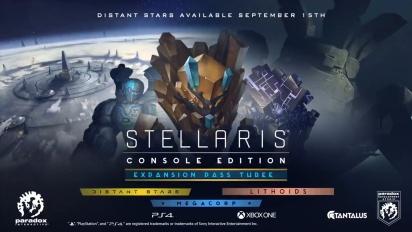 Stellaris: Console Edition - Expansion Pass Three Trailer