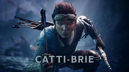 Dungeons & Dragons: Dark Alliance - Gameplay Overview Trailer