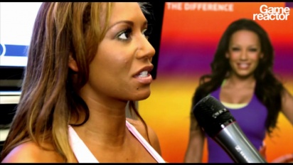 E3 10: Get Fit with Mel B