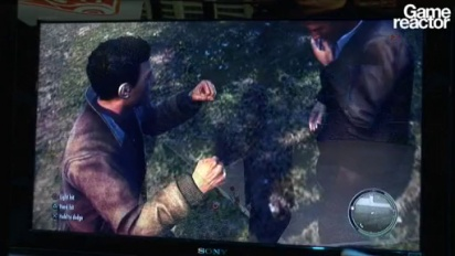 E3 10: Mafia II gameplay