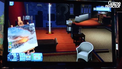 E3 10: Sims 3 Ambitions gameplay