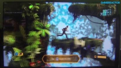 E3 13: FlashBack - Gameplay