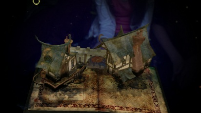Wonderbook: Book of Potions - Gamescom Trailer