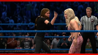 WWE 2K14 - Gameplay Trailer