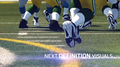 Madden NFL 25  - Next Definition Visuals