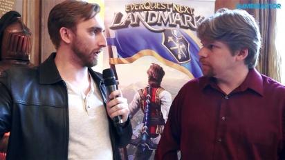 Landmark - Senior Producer Interview
