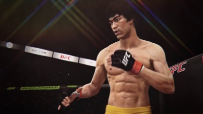 EA Sports UFC Gameplay Series - Bruce Lee Reveal