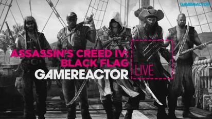 Assassin's Creed IV: Black Flag - Livestream Replay