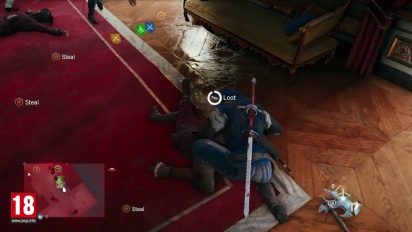 Assassin's Creed: Unity - Celebrity Co-op Trailer