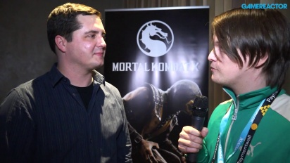 Mortal Kombat X (mobile) - Erin Piepergerdes Interview